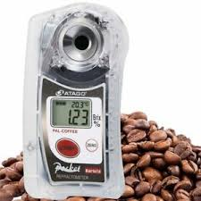 رفراکتومتر قهوه