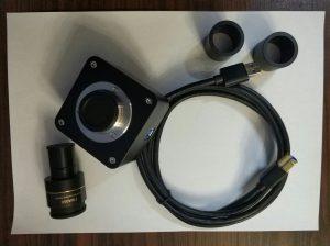 اضافات دوربین میکروسکوپ