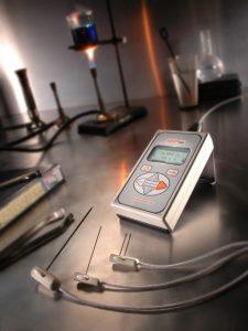 Dragon KD2 Thermal Conductivity